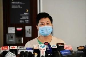 黃碧雲批評港府應對疫情不以防疫為重點