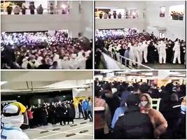 上海疫情擴散多地 浦東機場封鎖檢測