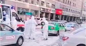 爆疫情 內蒙古滿洲里封城
