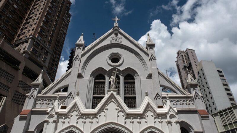 中共修訂宗教活動條例,首次將華僑、台灣及港澳市民都將納入宗教活動監管範圍。 (PHILIP FONG/AFP/Getty Images)