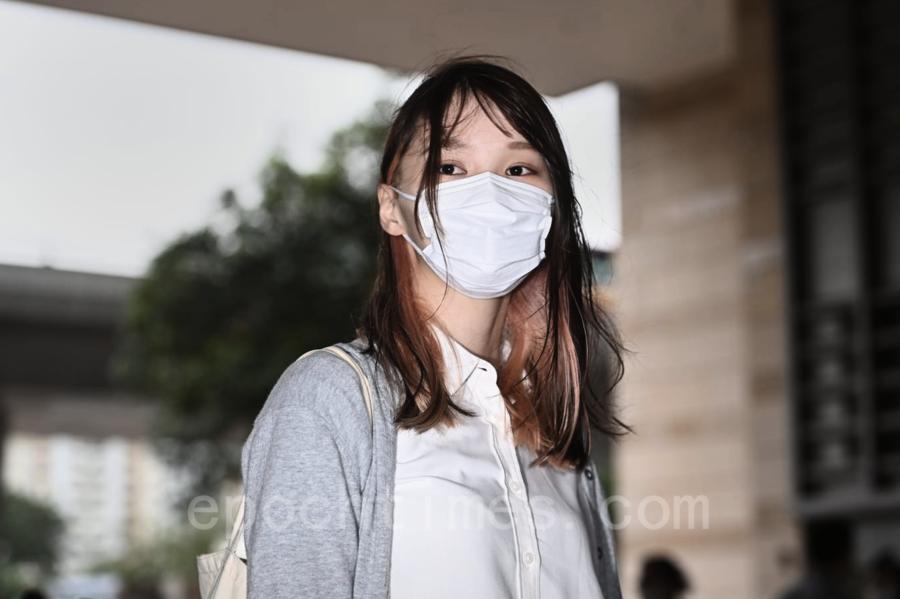 香港現代版「花木蘭」周庭 獲選BBC年度百大女性
