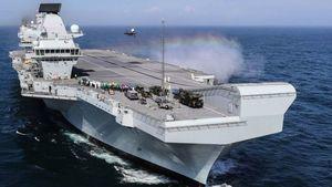 英向印太部署航母 智庫建言全方位制衡中共