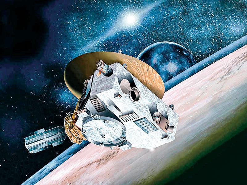 宇宙深空測量發現大量不明光線