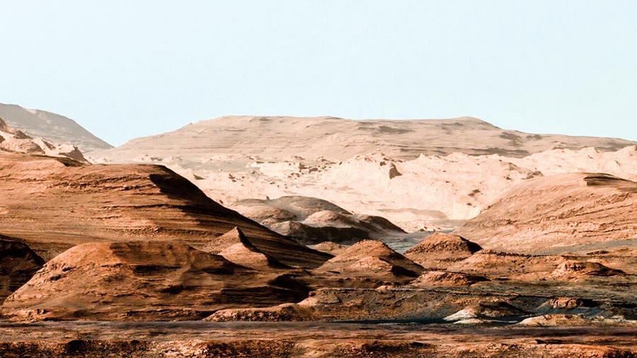 實地信息證明 火星40億年前遇大洪水