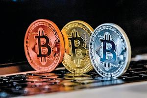 投資機構棄黃金追比特幣