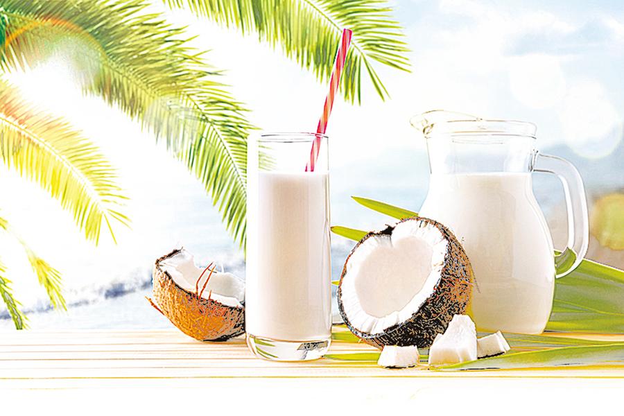 椰奶好用又健康讓料理美味升級!