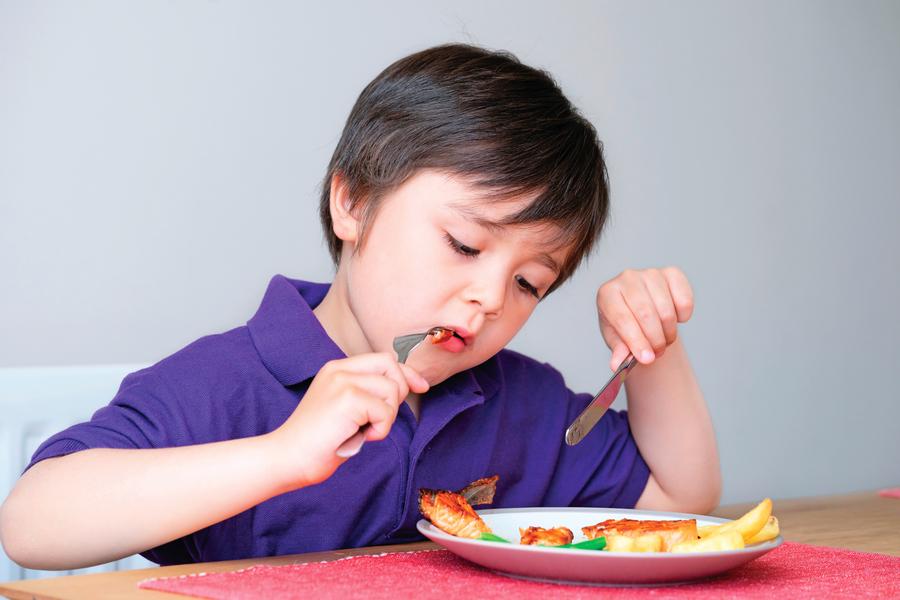 男童油魚當鱈魚吃導致排便頻拉油