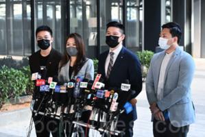 港公民黨:施政報告出賣年輕人 人財全送大灣區