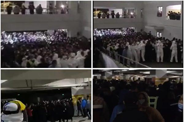 【一線採訪】武漢復陽者達數百人 中共當局噤聲