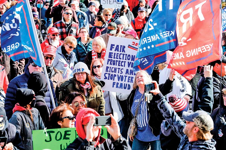 美國大選舞弊 喚起更多人追尋真相