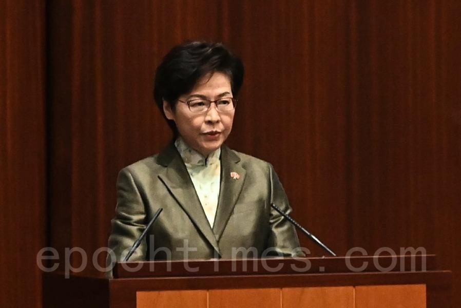 林鄭強調「中港融合」 走大灣區發展不歸路