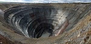 全球最貴鑽石洞 產生強烈氣旋可吸入直升機