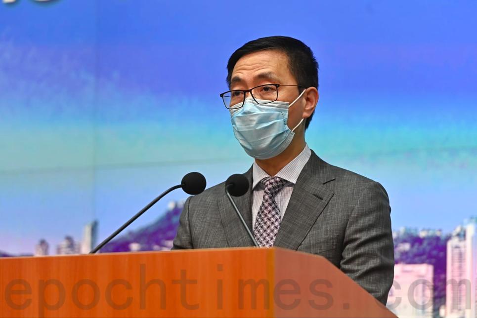 教育局局長楊潤雄。(大紀元資料圖片)
