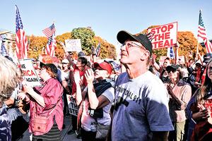 特朗普控訴大選舞弊法律戰 賓夕凡尼亞州迎來重大進展