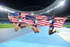 里約奧運第12天決賽總結