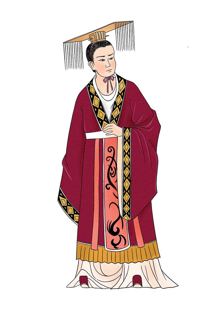 北周明帝宇文覺