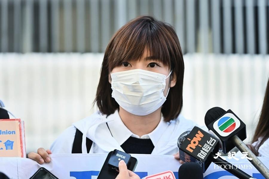 【圖片新聞】港國泰航空永久取消年終談判 工會強烈不滿