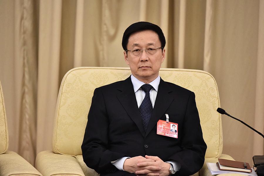 習近平兩會下團要求上海「反腐要有作為」
