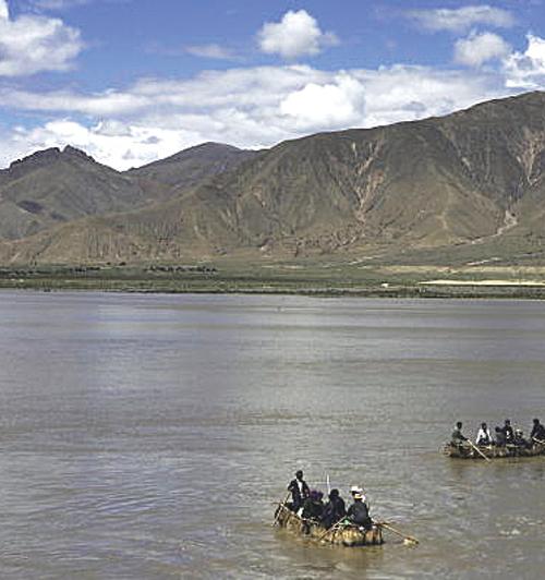 中共確定雅魯藏布江下游水電開發 或升高中印緊張關係