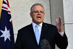 澳總理要求中共道歉刪推 華春瑩回應受譴責