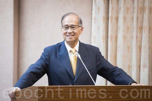 台外交部長:政府不會推動台灣加入聯合國