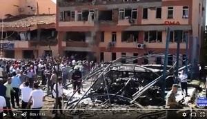土耳其警局連環大爆炸 6死219傷