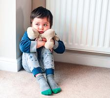 適應能力較弱的孩子  常見的六種恐懼