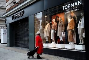 受中共病毒疫情影響 英資Topshop母公司遭清盤