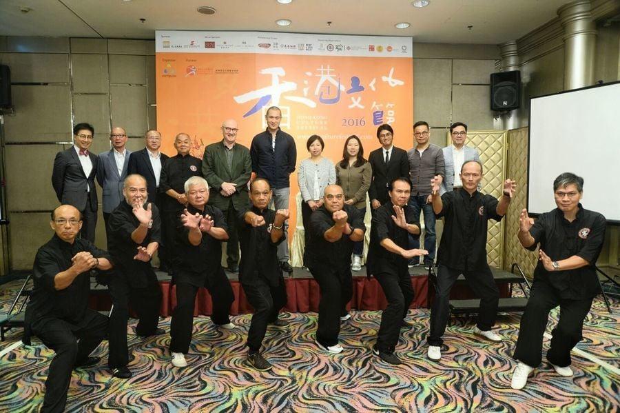 「香港文化節」將呈現客家功夫300年