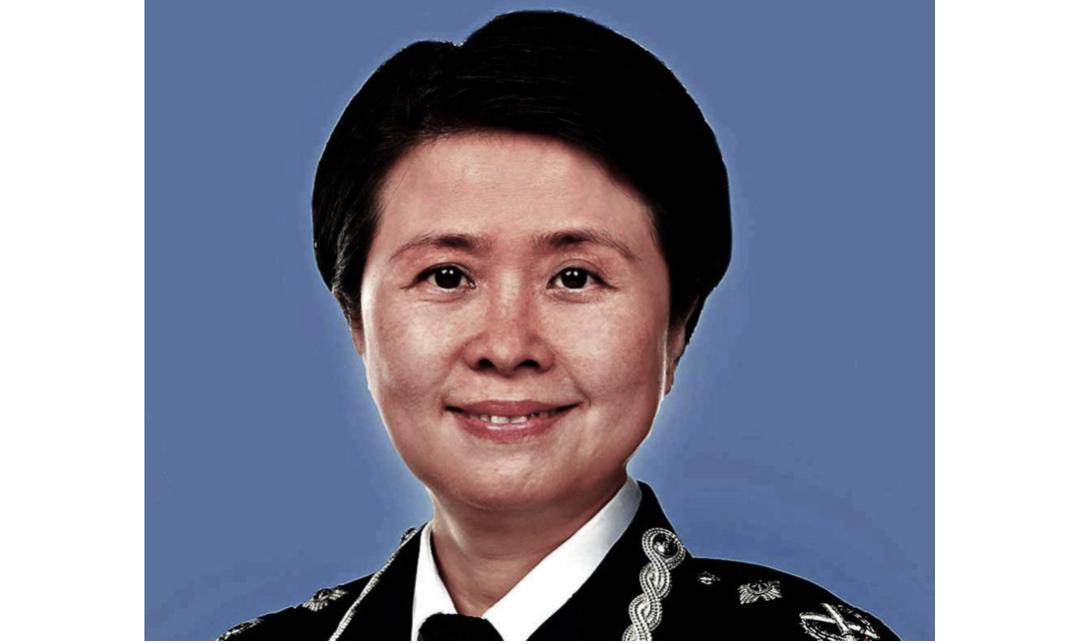 警務處副處長劉賜蕙。(香港警務處)