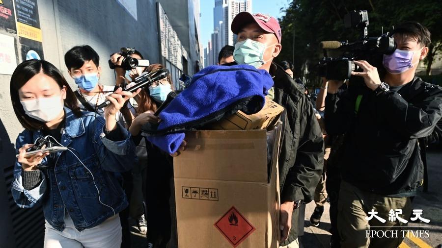 【圖片新聞】有線裁員四十人後 有線「中國組」全體請辭