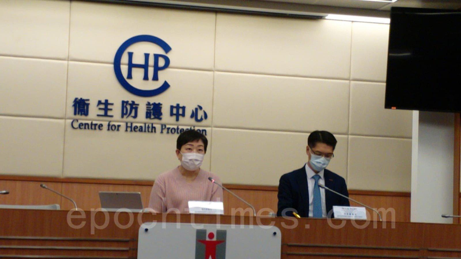 截至今日(12月1日)凌晨,香港錄得新增82宗確診個案,其中23宗源頭未明,累計6,397人確診。( Betty/大紀元)