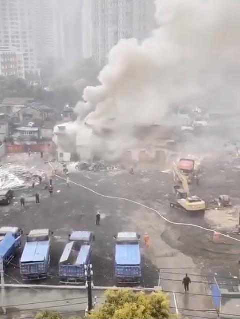 中共當局強拆逼人命 上海房主引爆煤氣罐身亡抵抗