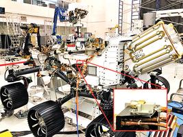 NASA公佈火星旅途中的實況錄音