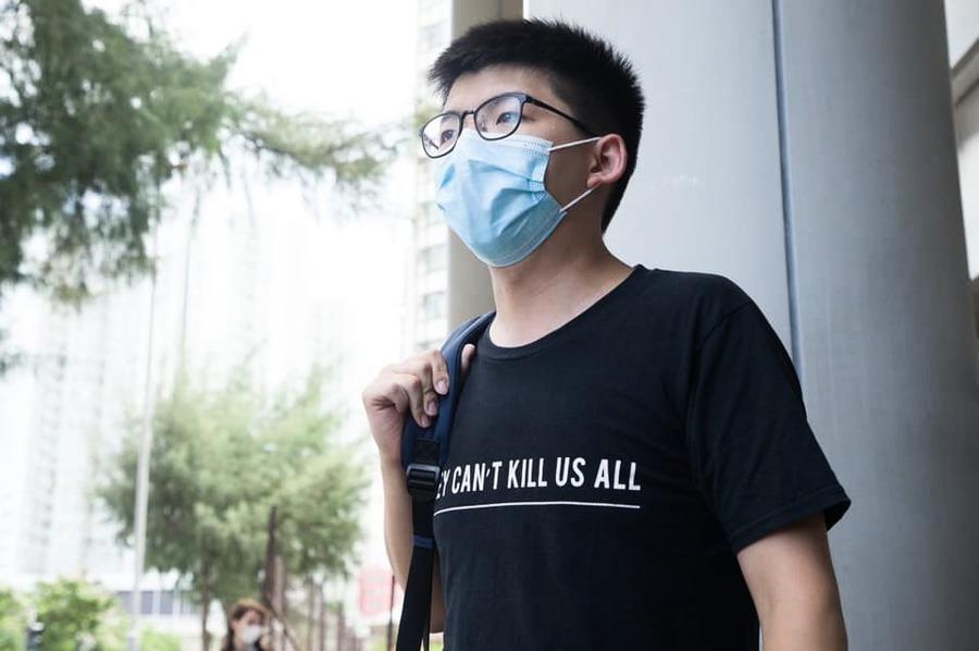 黃之鋒、周庭、林朗彥被判入獄 多方聲援