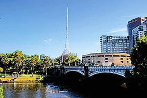 全球最宜居城市排名 墨爾本六連冠