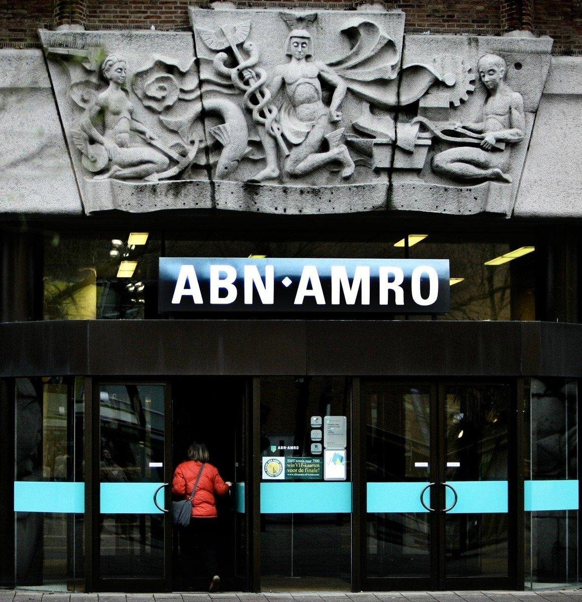 受開支壓力影響,荷蘭銀行宣佈削減2800個職位,等同總員工人數的15%,並正在出售其總部大樓。(ROBIN UTRECHT/AFP via Getty Images)
