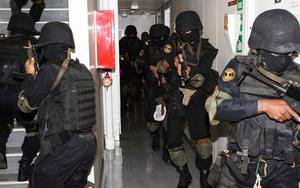 印最強突擊隊部署邊境線 馬來西亞中共南海對峙