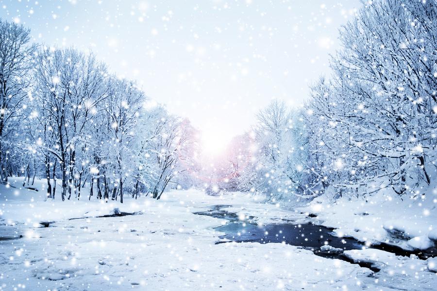 冬雪隆隆掩蓋大地 「大雪」節氣溫熱進補