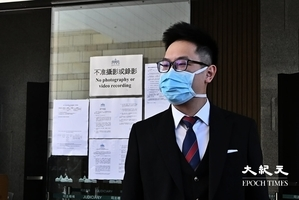 【圖片新聞】急症室醫生:梓樂或於墮樓前已不省人事