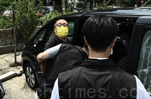 譚得志煽惑案明年5月開審  申保釋再被拒須續還押