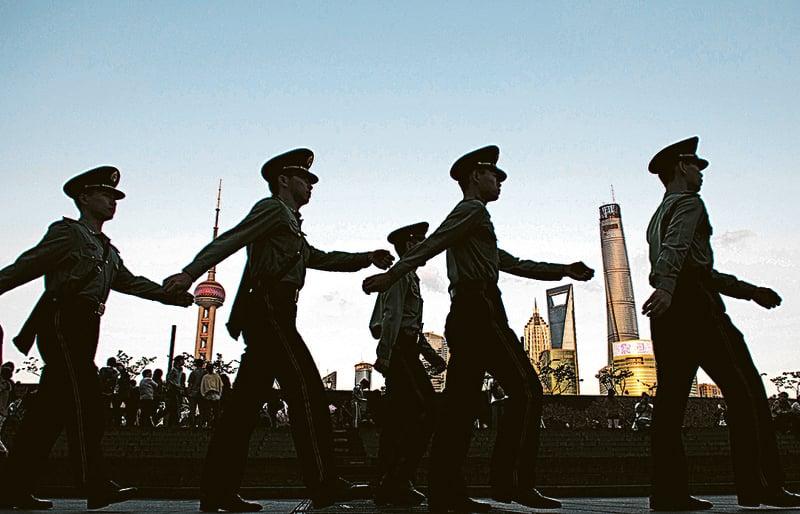 上海官場再被清洗  49名檢察官退出一線