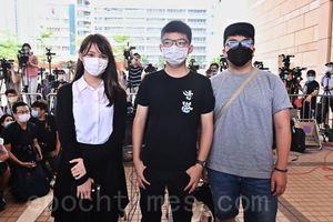 台灣當局及政要敦促中共及港府 停止追殺民主義士