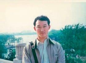 北京外企總工程師劉永旺因為信仰被中共非法判刑8年,在獄警鄭亞軍的縱容下,遭犯人性虐待。(明慧網)