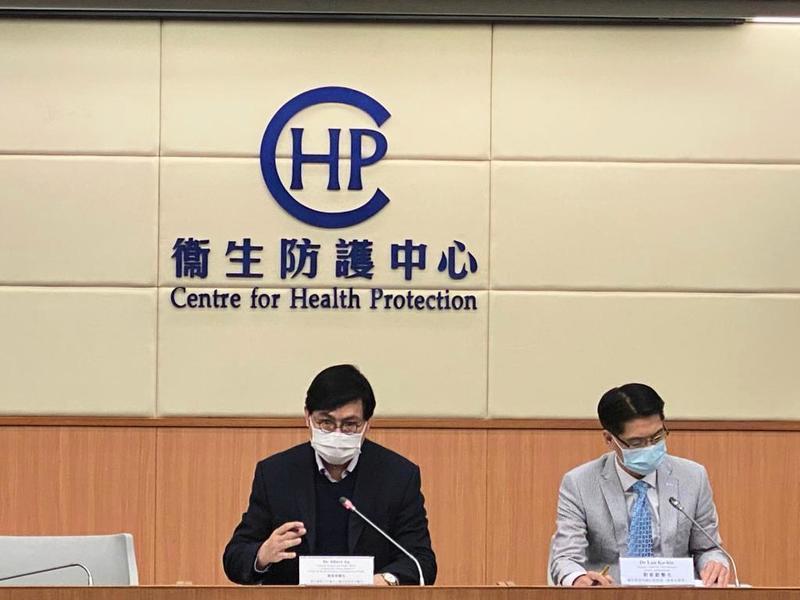 香港新增95宗確診個案 亞博3職員染疫