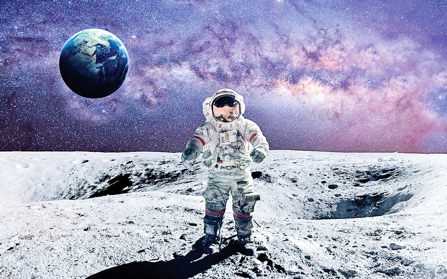 線粒體變化 影響太空人健康
