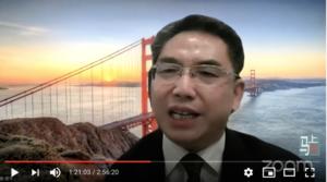 華人圈辯論會 賴建平談為何要支持特朗普