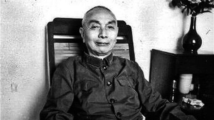 郭汝瑰背叛了對自己信賴有加的蔣介石,成為中共潛伏在國民黨內的高級間諜。(網絡圖片)