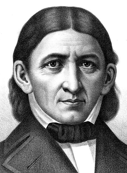 弗里德里希·威廉·奧古斯特·福祿貝爾。 (公有領域)