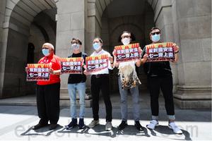 朱凱廸胡志偉陳皓桓等多人被捕 或涉今年7.1遊行